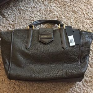NWT Marc by Marc Jacobs genuine Lambskin bag